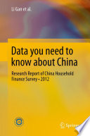 Data you need to know about China