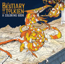 A Bestiary of Tolkien Coloring