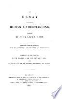 an essay concerning human understanding john locke google books an essay concerning human understanding · john locke full view 1838