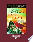 God s Unfolding Battle Plan Book