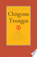 The Collected Works of Ch  gyam Trungpa  Volume 10 Book
