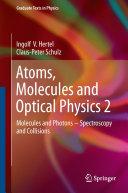 Atoms  Molecules and Optical Physics 2