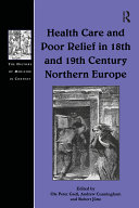 Pdf Health Care and Poor Relief in 18th and 19th Century Northern Europe Telecharger