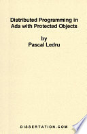 Distributed Programming In Ada With Protected Objects