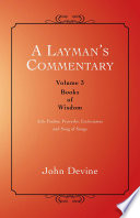 A Layman S Commentary