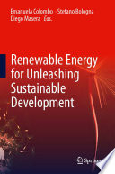 Renewable Energy for Unleashing Sustainable Development