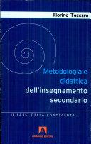 Metodologia e didattica dell'insegnamento secondario