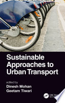 Sustainable Approaches To Urban Transport Book PDF