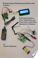 Remote Sensor Monitoring by Radio with Arduino