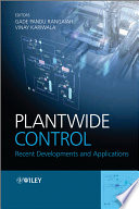 Plantwide Control Book