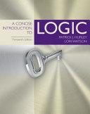 A Concise Introduction to Logic   Aplia 1 Term Access Card Book