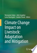 Climate Change Impact on Livestock  Adaptation and Mitigation