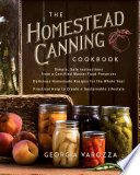 The Homestead Canning Cookbook PDF