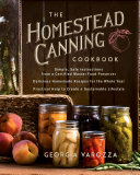 The Homestead Canning Cookbook Pdf/ePub eBook