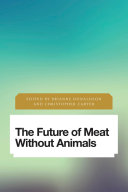 Pdf The Future of Meat Without Animals