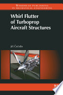 Whirl Flutter of Turboprop Aircraft Structures Book