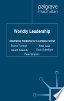 Worldly Leadership Book