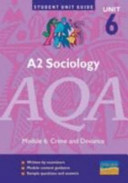 A2 Sociology Aqa Unit 6