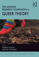 Pdf The Ashgate Research Companion to Queer Theory