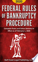 Federal Rules of Bankruptcy Procedure 2020