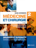 Soins infirmiers en médecine et chirurgie 2
