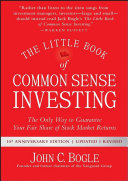 The Little Book of Common Sense Investing Pdf/ePub eBook