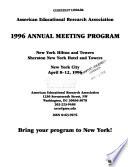 Annual Meeting Program