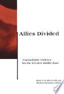 Allies Divided Book
