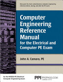 Computer Engineering Reference Manual for the Electrical and Computer PE Exam Book