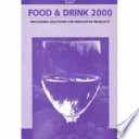 Food Drink 2000 Book PDF