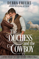 The Duchess and the Cowboy Book