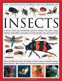 The Illustrated World Encyclopedia of Insects Book