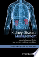 Kidney Disease Management Book PDF