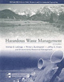 Cover of Hazardous Waste Management