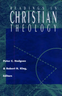 Readings in Christian Theology Book