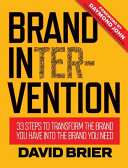 Brand Intervention Book PDF