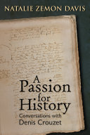 A Passion for History