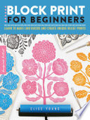 Inspired Artist  Block Print for Beginners Book PDF