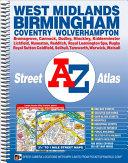 West Midlands Street Atlas