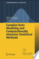 Complex Data Modeling And Computationally Intensive Statistical Methods Book PDF