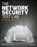 The Network Security Test Lab Pdf/ePub eBook