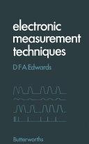 Electronic Measurement Techniques