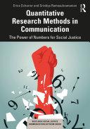 Quantitative Research Methods in Communication