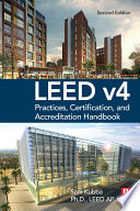 LEED v4 Practices  Certification  and Accreditation Handbook