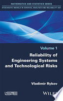 Reliability Of Engineering Systems And Technological Risk Book PDF