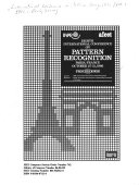 Eighth International Conference on Pattern Recognition  Paris  France  October 27 31  1986