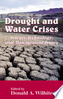 Drought And Water Crises Book PDF