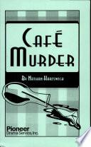 cafe murder Book