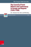 Pdf The Council of Trent: Reform and Controversy in Europe and Beyond (1545-1700) Telecharger