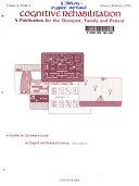 Cognitive Rehabilitation Book PDF